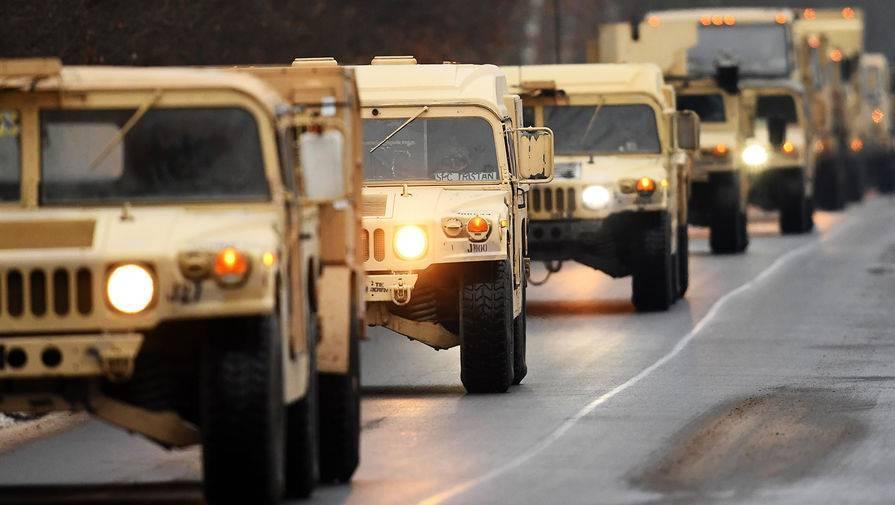 США увеличат военный контингент в Германии