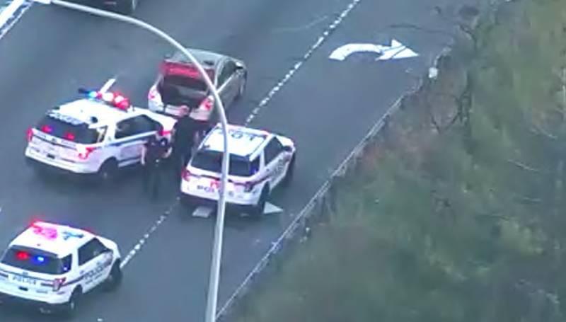 Полиция арестовала 4 предполагаемых членов MS-13, которые несли завернутый в одеяло труп к машине
