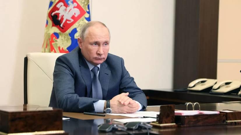 Путин пока не планирует посещать матчи сборной России на Евро-2020 в Петербурге