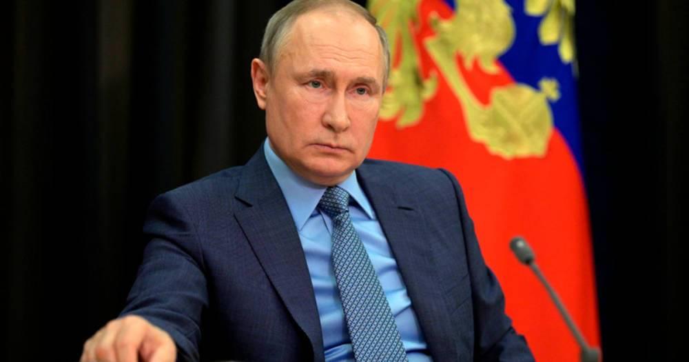 Путин проведет серию военных совещаний в Сочи