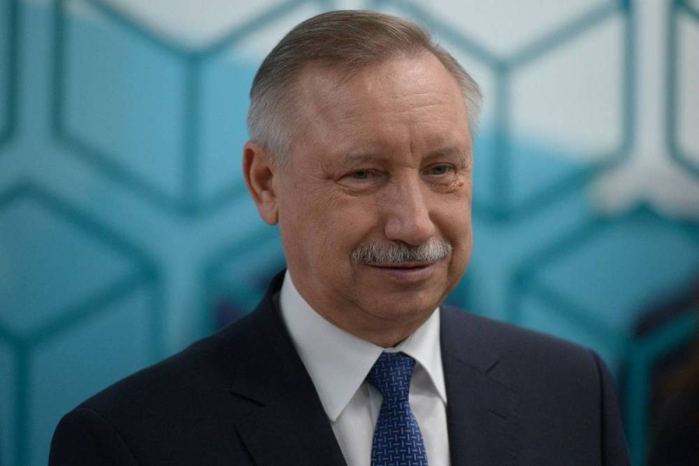 Путин наградил Беглова орденом «За заслуги перед Отечеством»