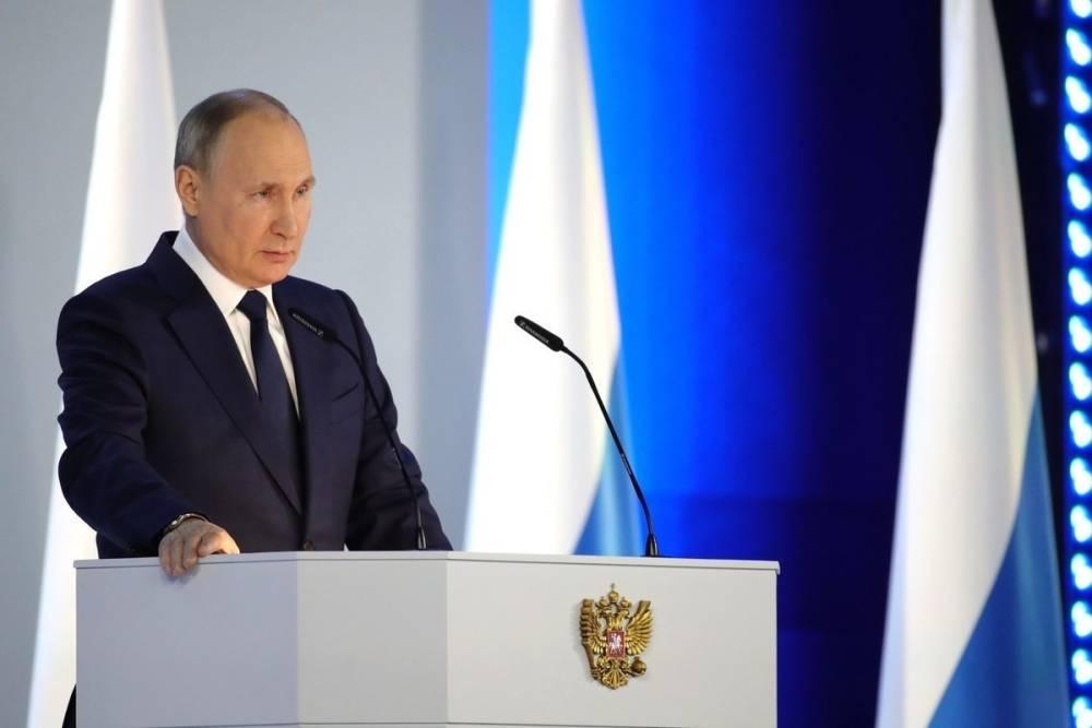 Путин лично выступит на Экономическом форуме в Петербурге