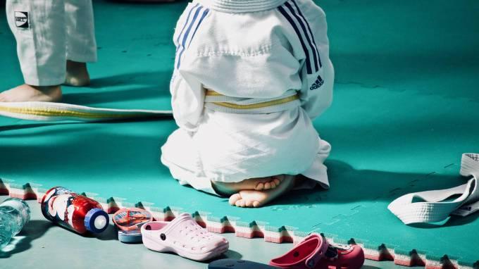 В Петербурге стартовали Всероссийские соревнования по дзюдо