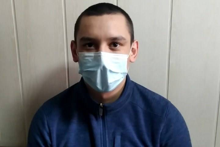 Обстрелявший велосипедистов красноярец сам сдался полиции