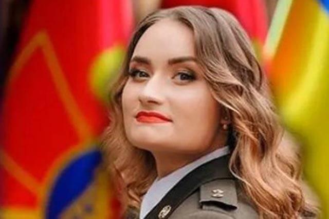 На Донбассе при неизвестных обстоятельствах погибла офицер ВСУ