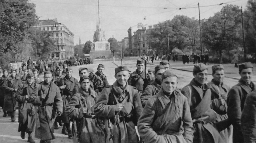 Раздел в память об освободителях Литвы появился на сайте Минобороны РФ