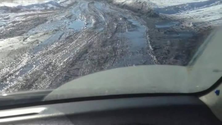 Вести с Алексеем Казаковым. Жители деревни под Омском нажаловались Меркель на качество своих дорог