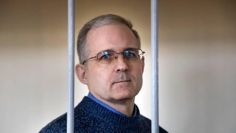 Уилан попросил Байдена поднять вопрос о его освобождении в беседе с Путиным