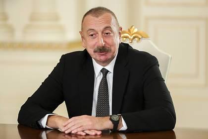 Алиев заявил о «практических действиях» по созданию Зангезурского коридора