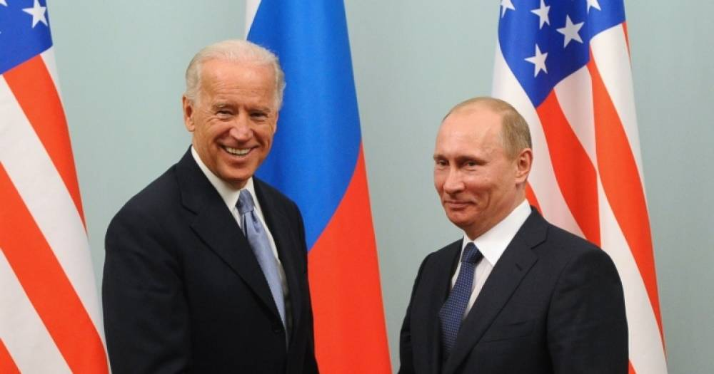 Встреча Байдена и Путина в Женеве. Хроника