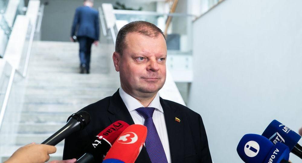 Оппозиция сейма Литвы инициирует вотум недоверия главе КИД