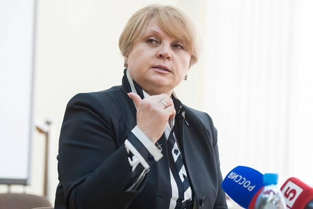 «Будут новые нарушения»: Памфилова раскритиковала губернатора Петербурга перед выборами