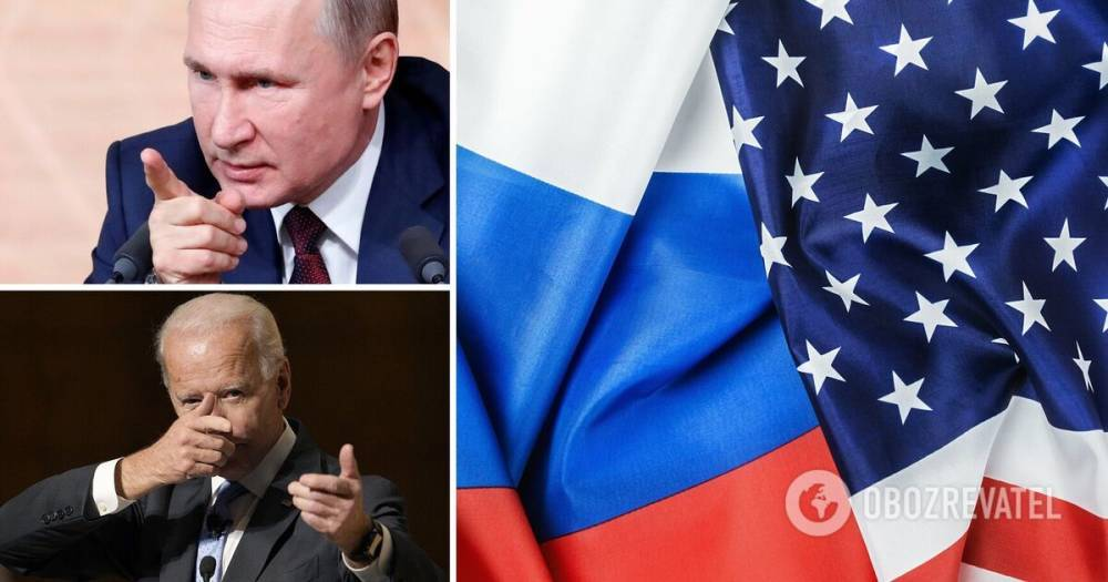 Встреча Байдена и Путина в Женева: что президенты США и России говорили друг о друге