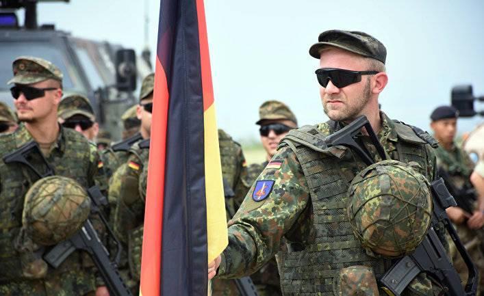 Delfi (Литва): Минобороны ФРГ из-за скандала выводит мотопехотный взвод из Литвы