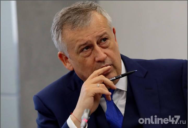 Александр Дрозденко: Паспорта ковидной безопасности в Ленобласти будут выдаваться на добровольной основе