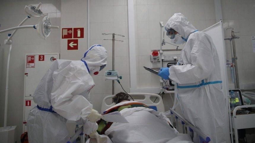Минобороны развернет мобильный госпиталь для помощи больным коронавирусом