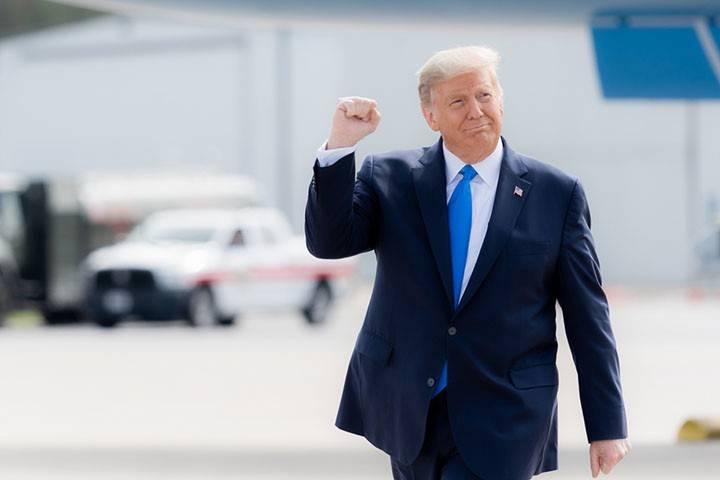 Трамп обвинил Байдена в бездействии при строительстве «Северного потока — 2»
