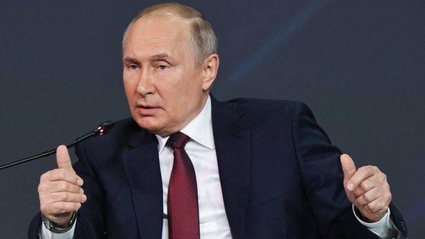 Цель одна: Путин рассказал об ожиданиях от встречи с Байденом