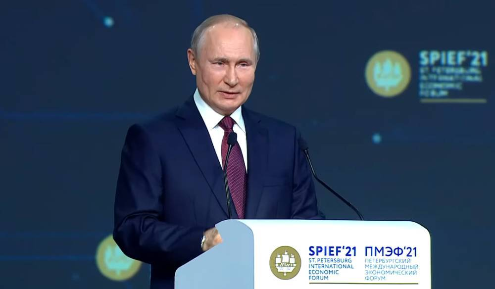 «Мы не обязаны всех кормить»: Владимир Путин оценил значимость транзита газа для Украины
