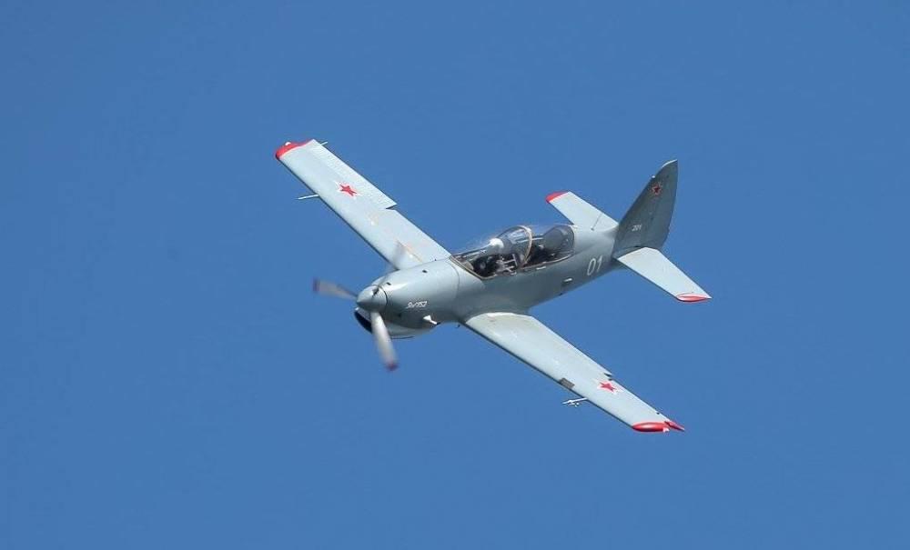 Минобороны проводит испытания двух новых учебно-тренировочных самолётов для первоначальной подготовки лётчиков