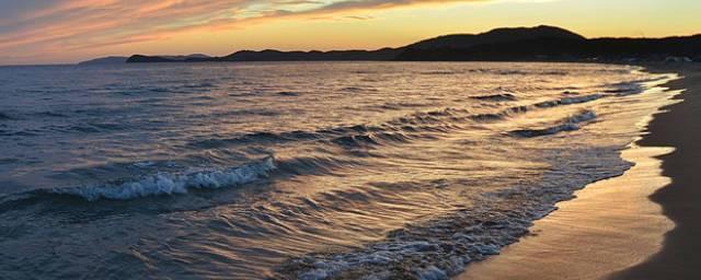 В Приморье на пляже Находки утонула 8-летняя девочка