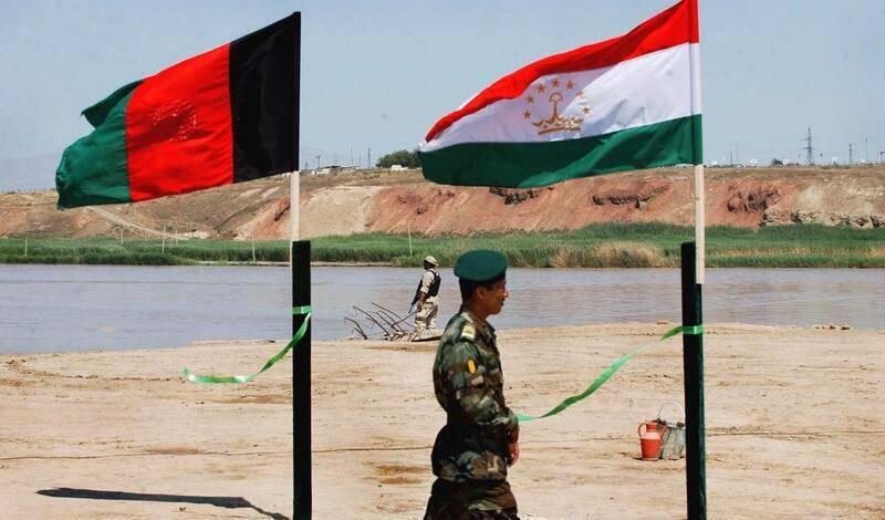 РФ безвозмездно поможет Таджикистану строить заставу на границе с Афганистаном