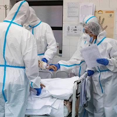 """В большей степени от """"дельта""""-штамм коронавируса умирают люди из групп риска"""