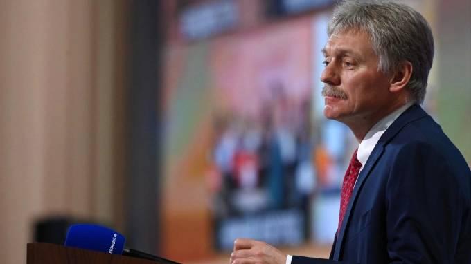 В Кремле оценили темпы вакцинации от коронавируса в России