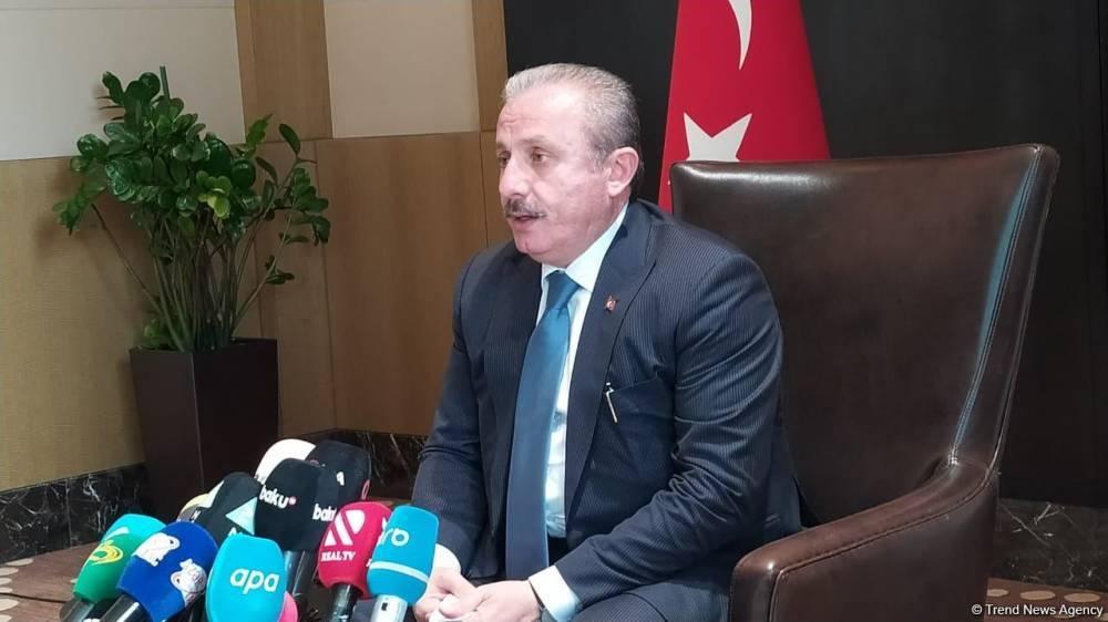 Шушинская декларация выведет турецко-азербайджанские связи на более высокий уровень - Мустафа Шентоп