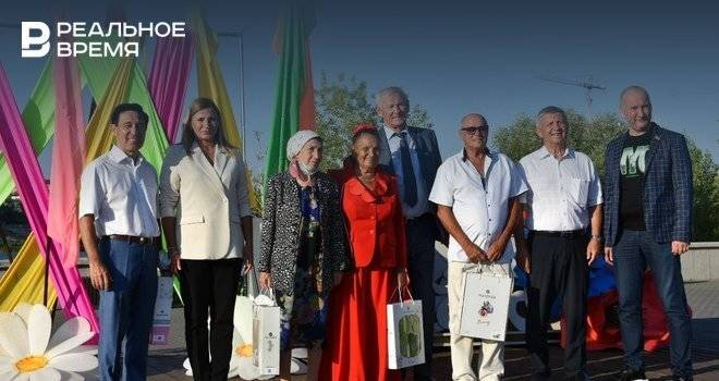 В Набережных Челнах отпраздновали день коренных челнинцев