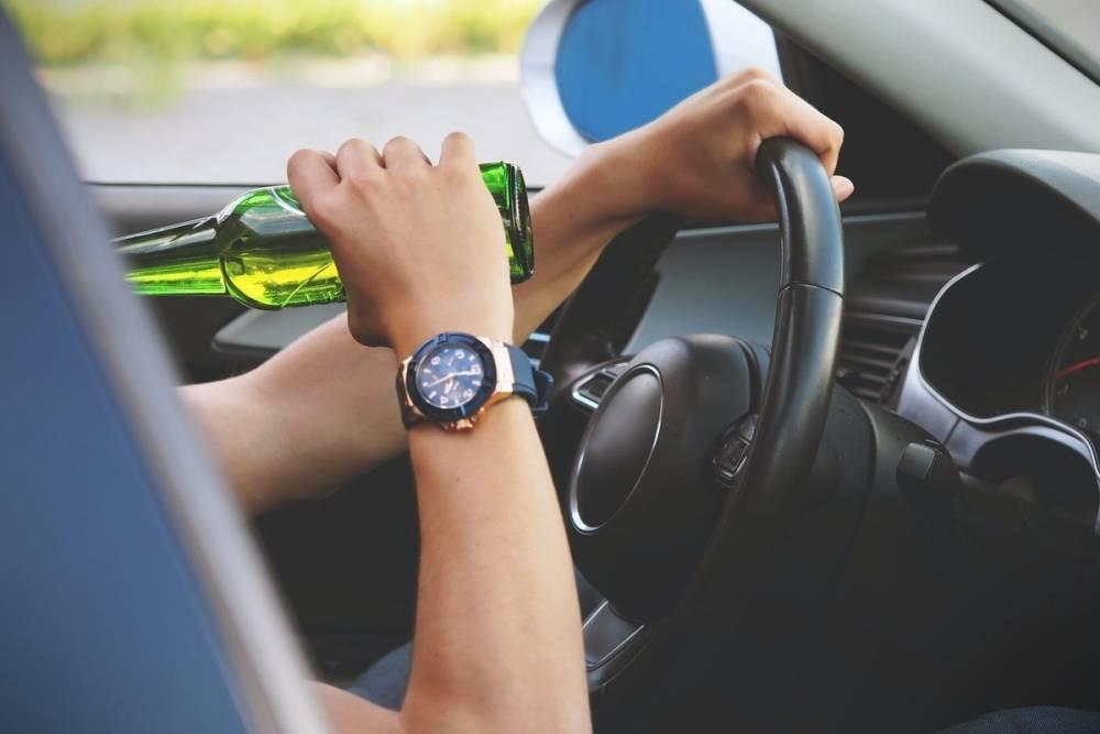 В Смоленской области полицейские поймали двух нетрезвых водителей