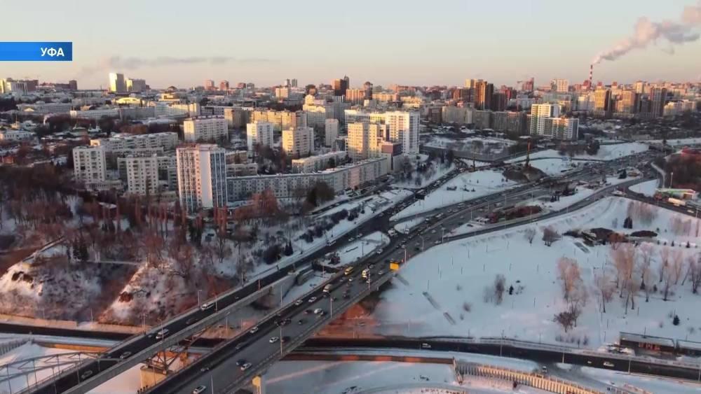 Башкирия получила почти 2 млрд рублей на строительство Восточного выезда
