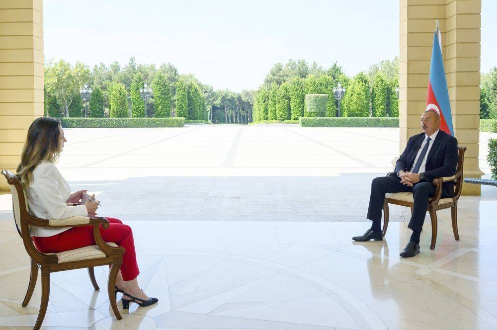 Президент Ильхам Алиев: Турецко-азербайджанское единство - это уже региональный фактор