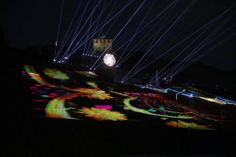 В Нижнем Новгороде к 800-летию города после реконструкции открылась Чкаловская лестница