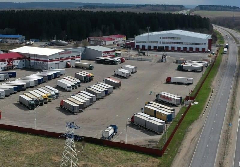«Терминал Никольский» в Смоленской области запустил маркировку товаров в новом складском комплексе