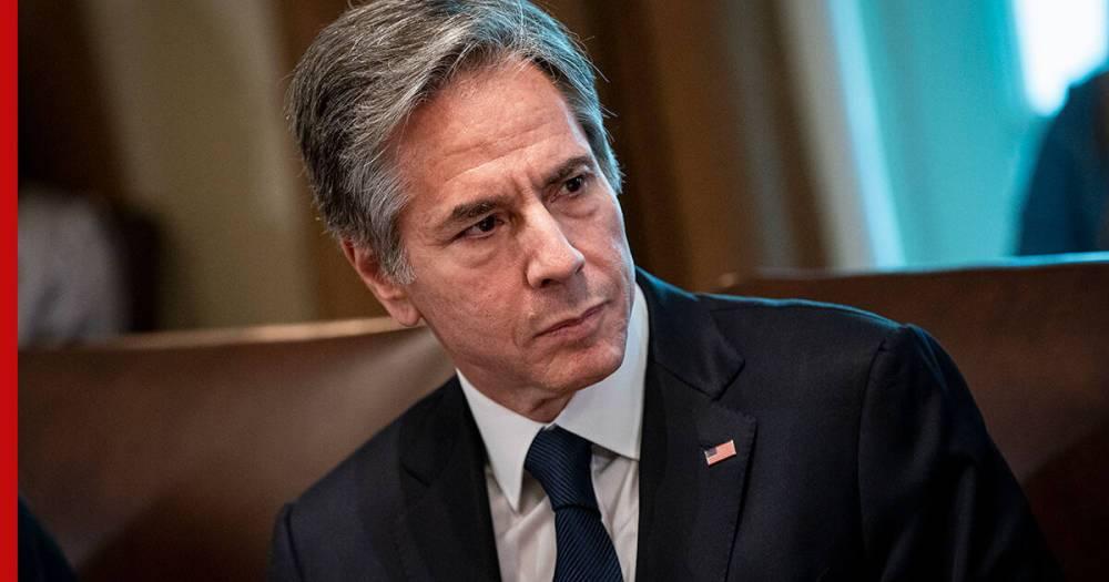 Вашингтон допускает возможность взаимодействия с новыми афганскими властями