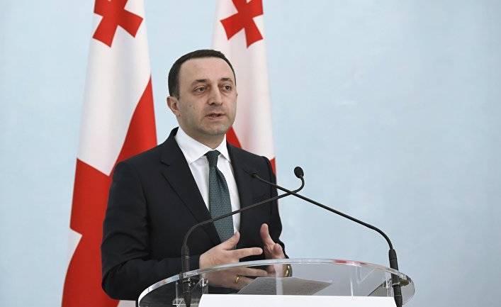 Гарибашвили: оккупация — главнейший вызов для страны (Грузия online, Грузия)