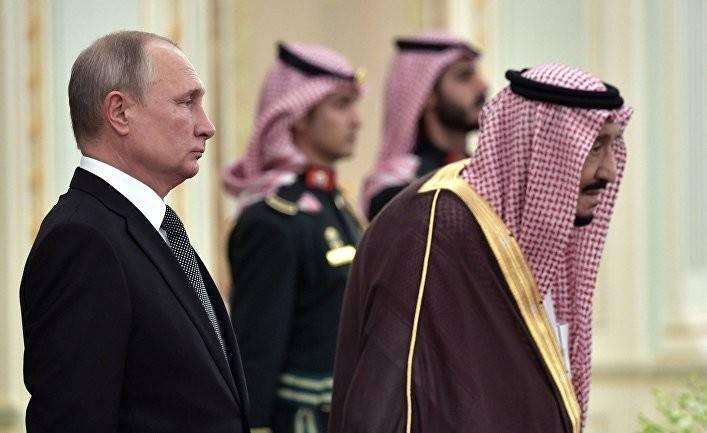 NoonPost: политические предпочтения Кремля мешают сближению с Эр-Риядом