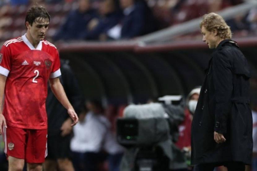 """Карпин выступил с обращением к Фернандесу: """"Мы мало поработали вместе, но этого достаточно, чтобы понять — ты великий игрок"""""""