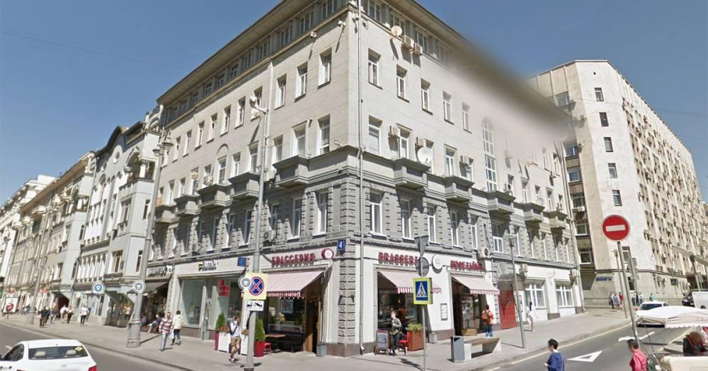 Россиянин пожаловался на бомжей и нелегальный хостел в центре Москвы