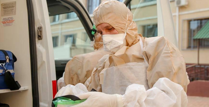 За сутки в Беларуси зарегистрированы 1888 пациентов с COVID-19, выписаны 1393