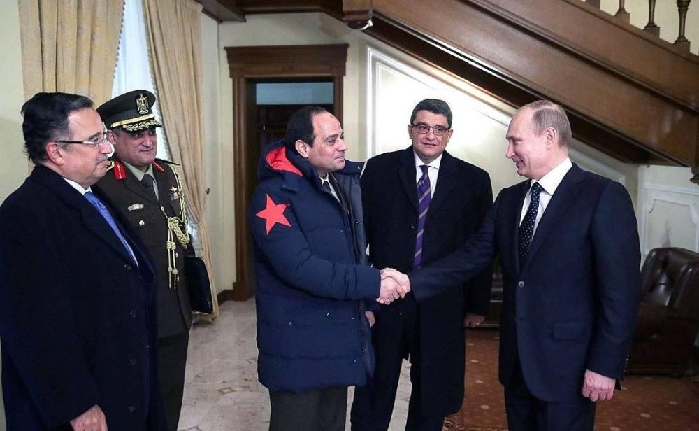 Египетская пресса: Расширением влияния в Северной Африке Россия ищет дополнительные возможности выхода к Средиземному морю