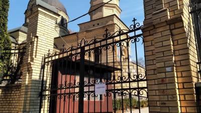 Александровскую больницу в Петербурге перепрофилируют под лечение COVID-19
