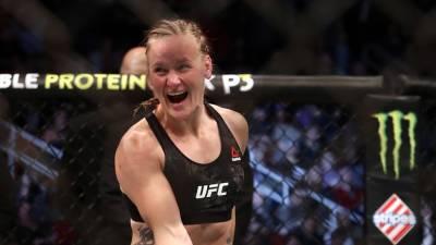 Валентина Шевченко анонсировала свой бой на UFC 255