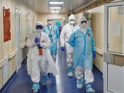 В России зафиксировано рекордное число новых случаев заболевания COVID-19