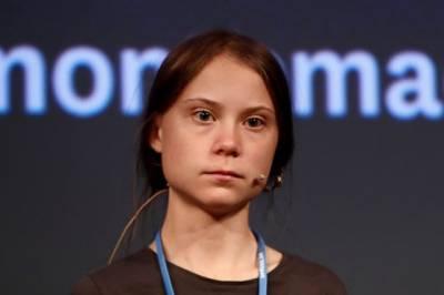 Грета Тунберг призвала голосовать на выборах за Байдена