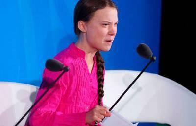 Грета Тунберг призвала голосовать на выборах в США за Байдена