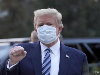 Трамп заявил, что готов сдать плазму крови для лечения других пациентов с COVID-19
