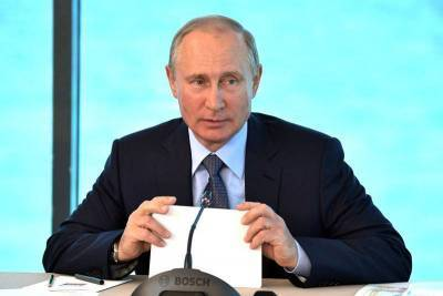 Путин: российский АПК за последние годы добился впечатляющих результатов