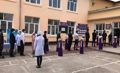 Миссия наблюдателей от ШОС ведет свою работу в регионах Таджикистана